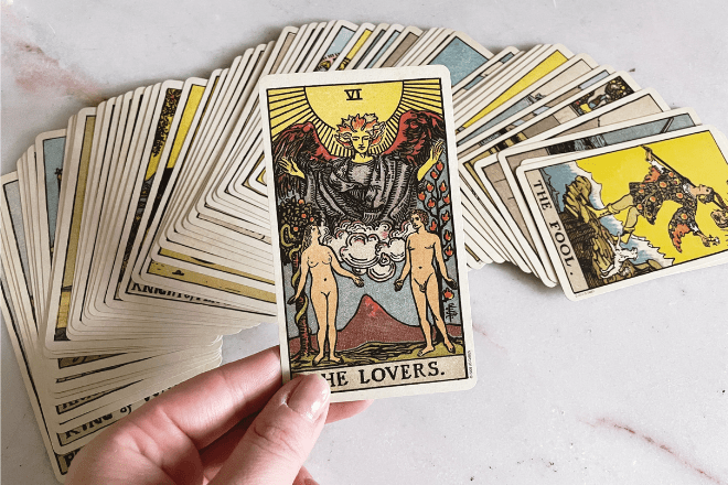 The Lovers Tarot Meaning