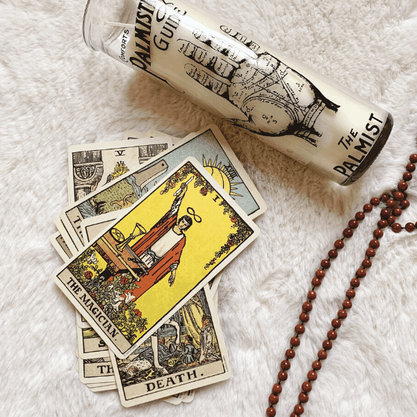 The Magician Tarot meaning for relationships, love, outcome, future, ex returning