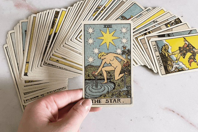 The Star Tarot Meaning