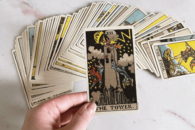 The Tower Tarot Meaning