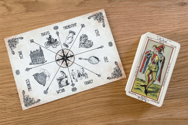 22 Things I Learned from reading Tarot