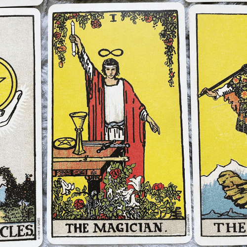 How to choose a Tarot significator