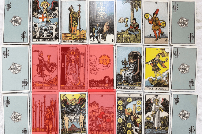 How to use a Tarot significator spread