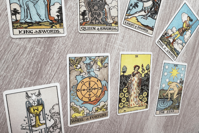 Meaning of Birds on Tarot Cards