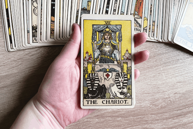 Meaning of Mythological Creatures on Tarot Cards