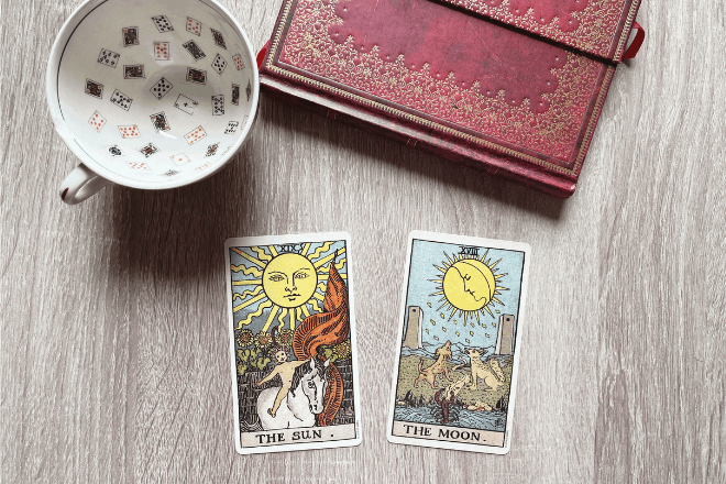 Meanings of Animals on Tarot Cards