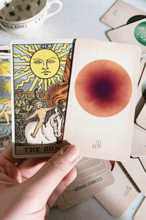 Planet meanings in astrology - The Sun