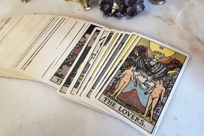 Tarot Cards Which Can Mean Marriage