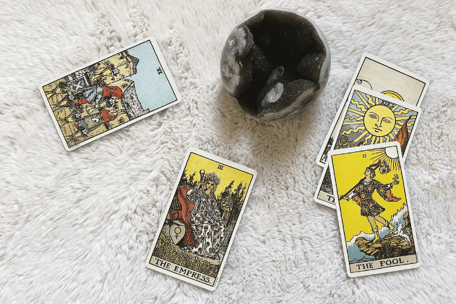 Reading Tarot to Predict the Return of An Ex