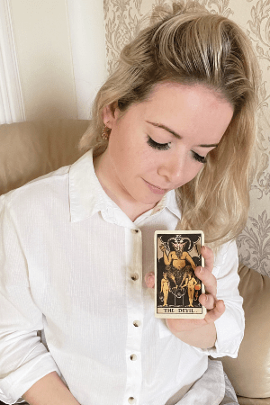 The Devil Tarot love and relationships