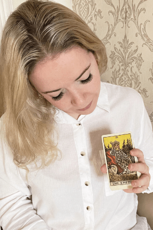 The Empress Tarot love and relationships