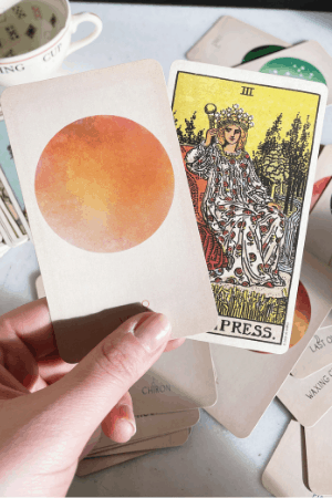 The Empress correspondence planet and astrology