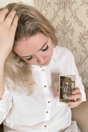 The High Priestess Tarot love and relationships