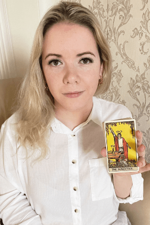 The Magician Tarot love and relationships