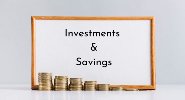 Investments and Savings - todaypassion