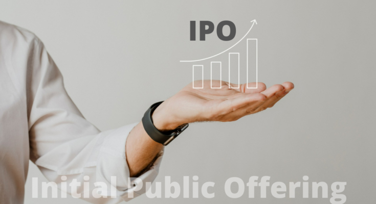 Initial Public Offering - todaypassion