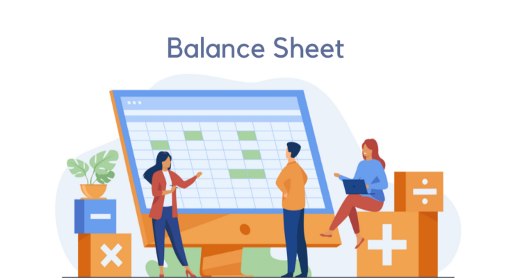 Balance Sheet - todaypassion