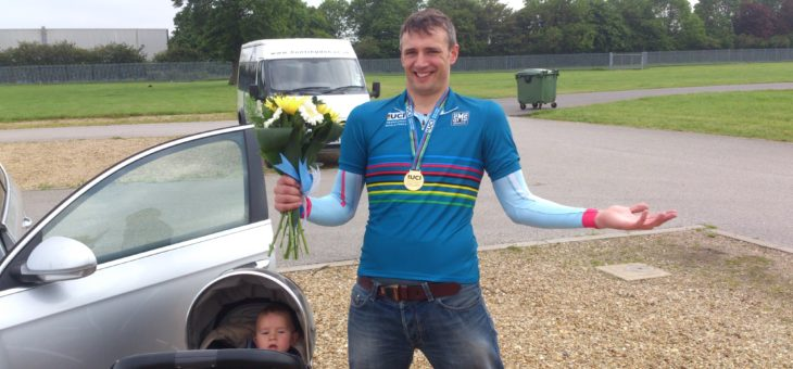 Tour Of Cambridgeshire is a UCI world champs qualifier