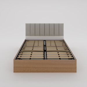 Upholstery Bed Frame - Closed
