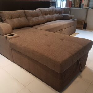 l shaped sofa bed