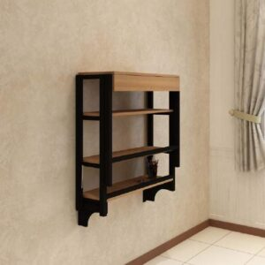 Wall-Mounted Folding Table 2