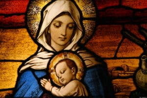 The Blessed Virgin Mary, Patroness of the Crusaders