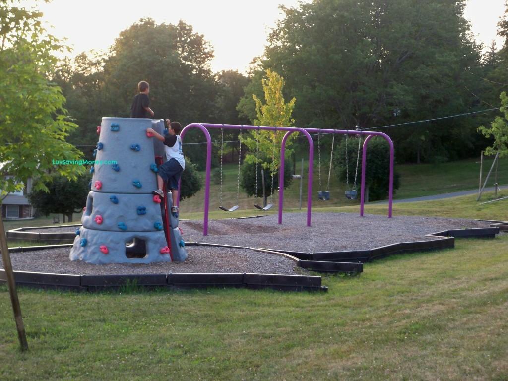 Mine 37 playground