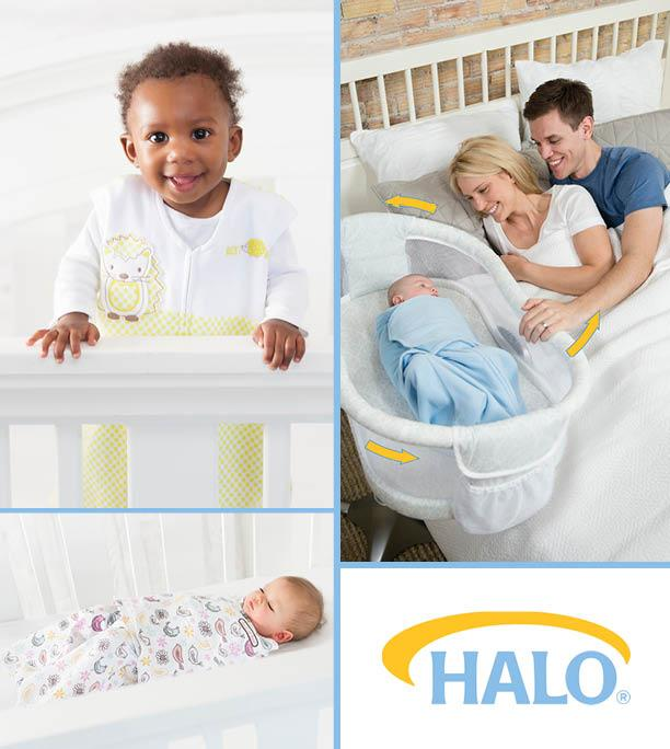 HALO safe sleep