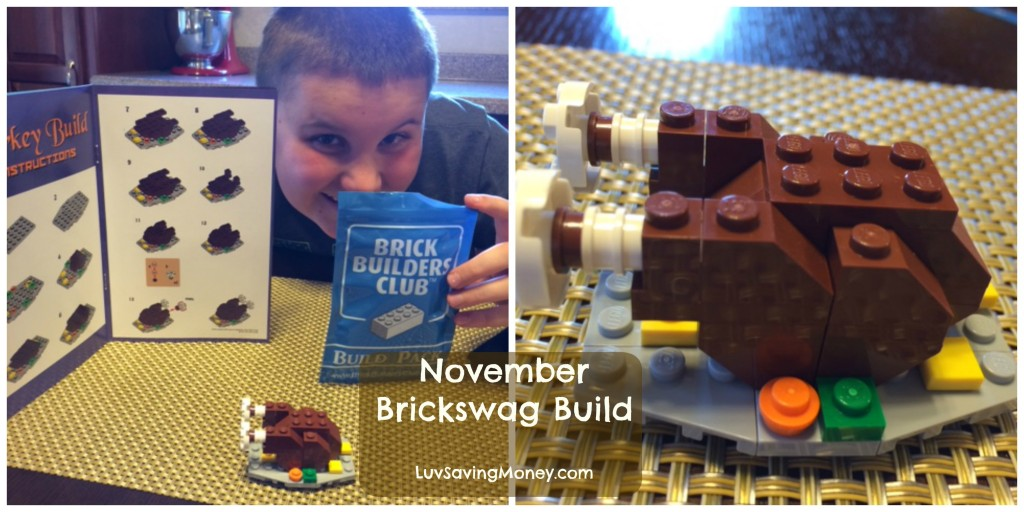 USFG brickswag build