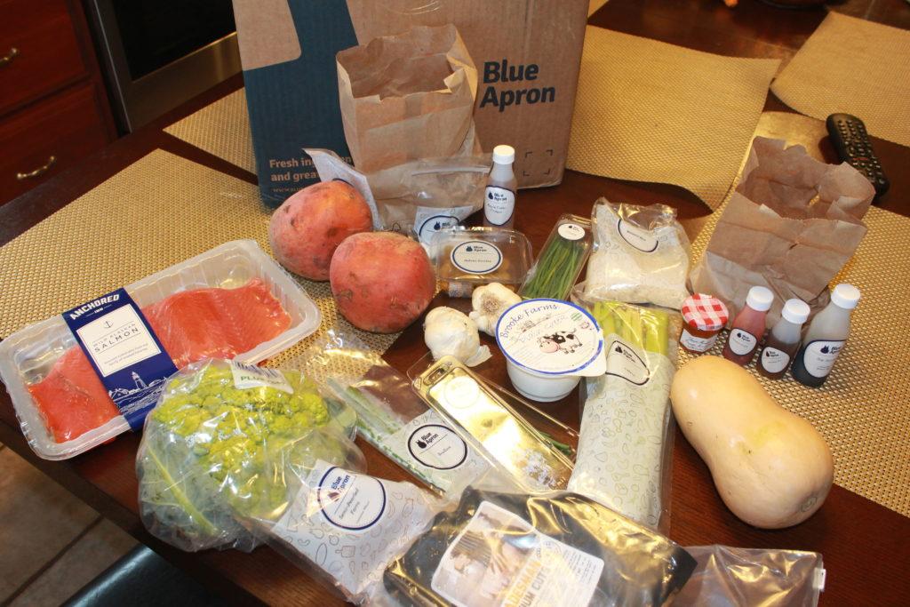 blue apron family plan review