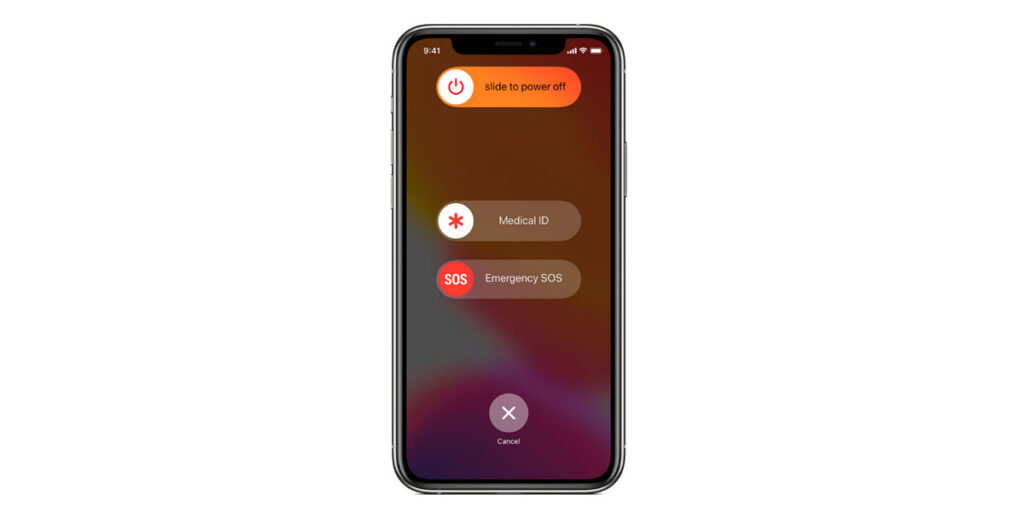 emergency call on your iPhone