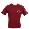 Bordo Performance T-Shirt 3d