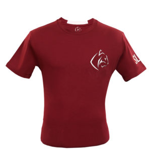 Bordo Performance T-Shirt 3d