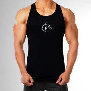 Siyah Fitness Atlet