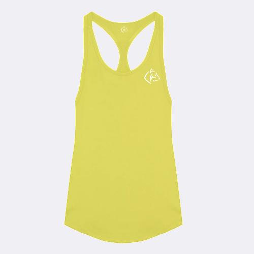 Kadın Sarı Atlet