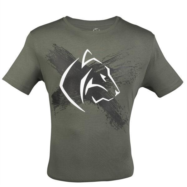 haki fitness t-shirt
