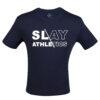 lacivert fitness t-shirt
