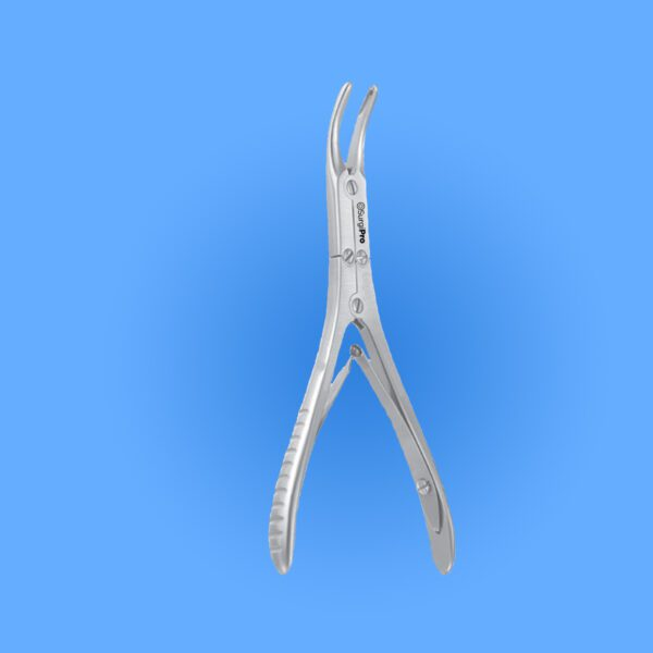Surgical Kleinert-Kutz Synovectomy Rongeur