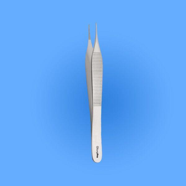 Surgical Adson Dressing Forcep SPDT 142