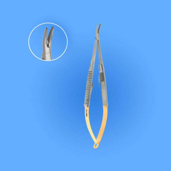 Surgical Jacobson Microvascular Needle Holder