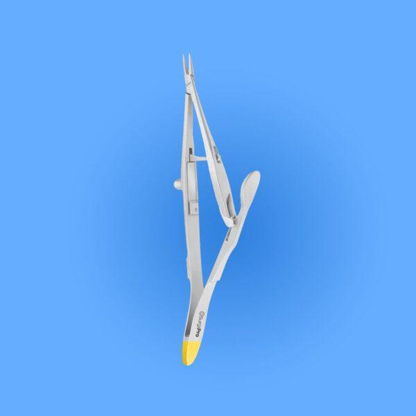 Surgical Kalt Needle Holder - Tungsten Carbide