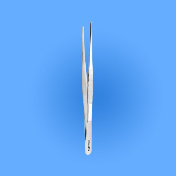 Surgical Dressing Forceps, Serrated Tips