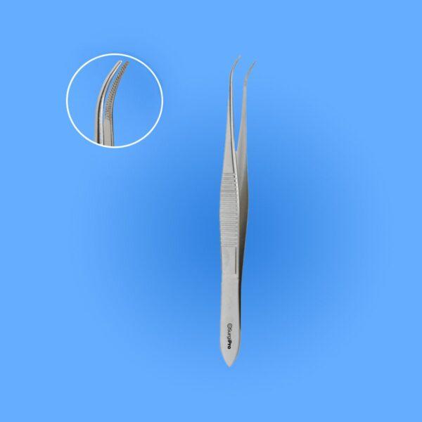 Surgical Eye Dressing Forceps