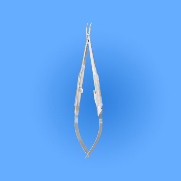 Surgical Micro Surgery Needle Holders with Round Handle