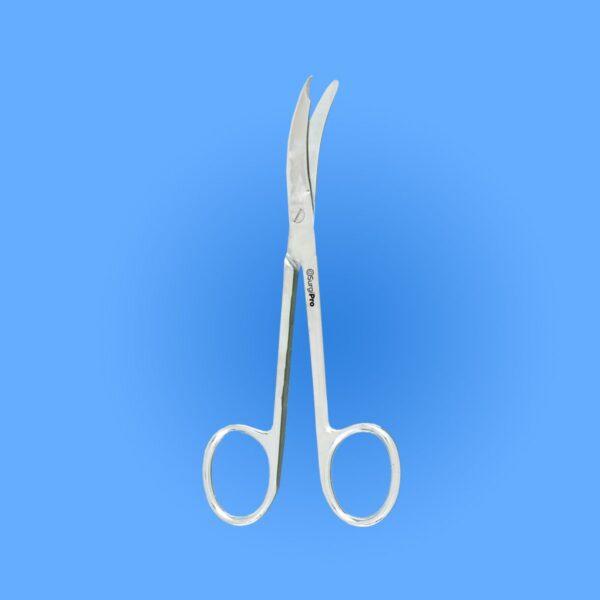 Surgical Northbent Stitch Scissors SPOS 265