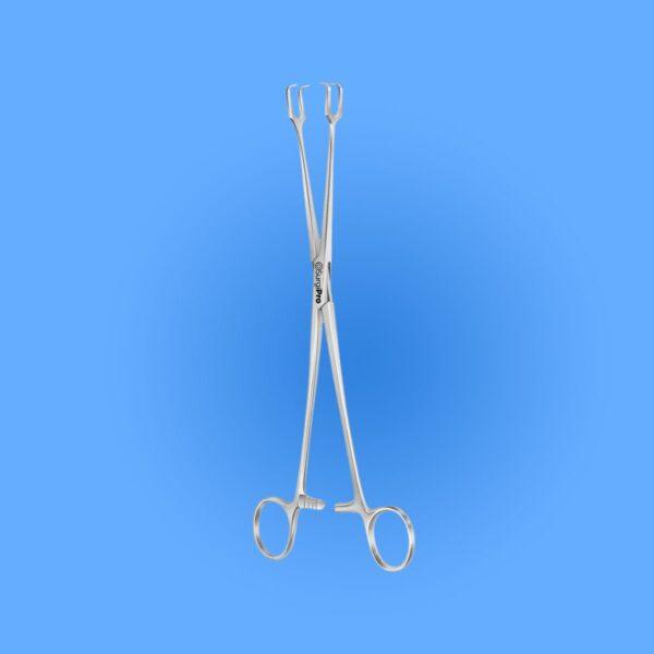 Surgical Schroeder Uterine Vulsellum Forceps