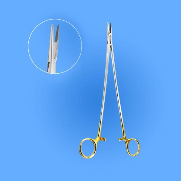 Surgical Wangensteen Needle Holder - Tungsten Carbide