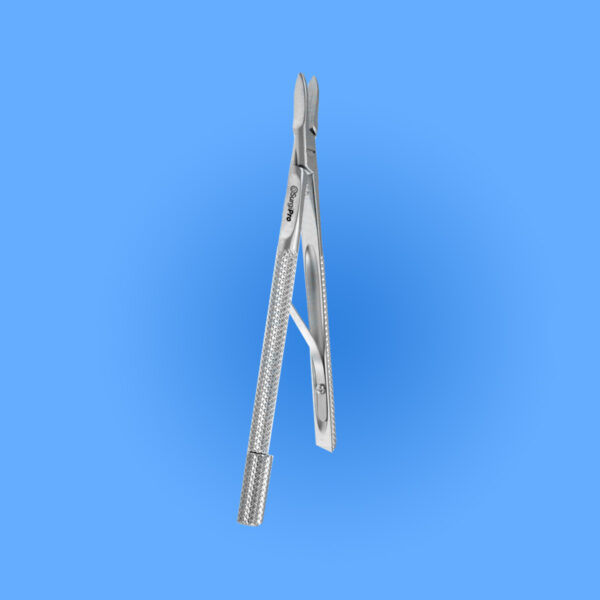 Surgical Castroviejo Blade Breaker and Holder