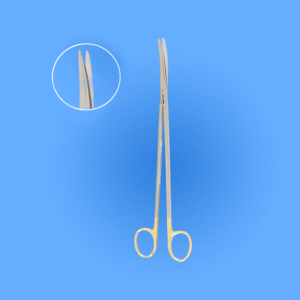 Surgical Metzenbaum Scissors - Tungsten Carbide