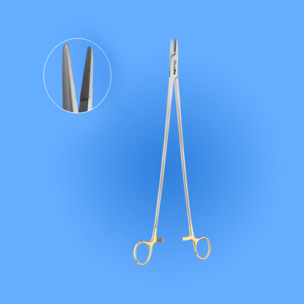 Surgical Nolan Needle Holder Tungsten Carbide